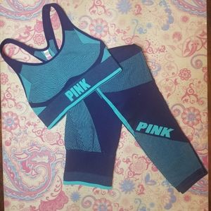 Victoria's Secret Sports Bra and Leggings